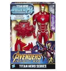 Мстители Infinity Ware Iron Man power FX E06061030 Hasbro- Futurartshop.com