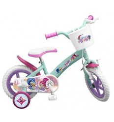Bike 12 Shimmer and Shine BIM1262 Toimsa- Futurartshop.com