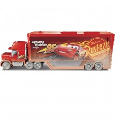 Cars - Förderband Mack Fireball beach racers FXM85 Mattel- Futurartshop.com