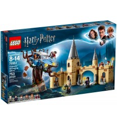 Lego Harry Potter 75953 - Plane Brawler in Hogwarts 75953 Lego- Futurartshop.com