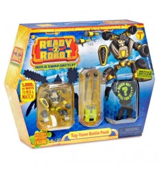 Ready2Robot Battle Pack - Tag-Team RED01000/3 Giochi Preziosi- Futurartshop.com
