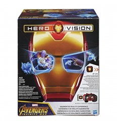 Avengers infinity war - Mask Iron Man for Augmented Reality E08491030 Hasbro- Futurartshop.com