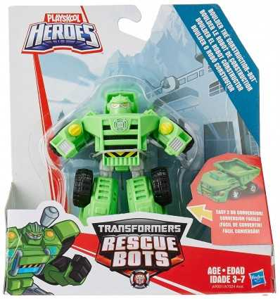 Transformers Rescue Bots - Robot Manufacturer