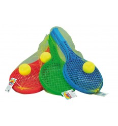 Raquettes de tennis Junior en 3 couleurs 5802-0000 Androni- Futurartshop.com