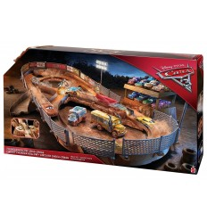 Cars 3 - Pista Thunder Hollow Mega Incrocio FCW01 Mattel-Futurartshop.com