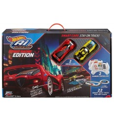 Hot Wheels Pista con Intelligenza Artificiale FDY09 Mattel-Futurartshop.com