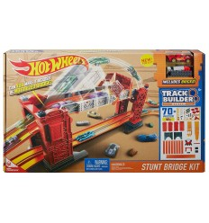 Hot Wheels - Spår Bridge Builder Stunts DWW97 Mattel- Futurartshop.com