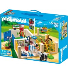 playmobil 4009 infermiera degli animali 4009 Playmobil-Futurartshop.com