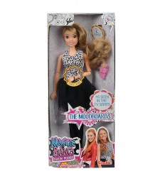 Maggie and Bianca - Doll with microphone - White 109273154 Simba Toys- Futurartshop.com