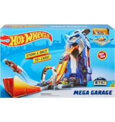 Wot Wheels - Turm-garage