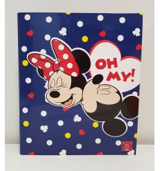 Cartelle ad anelli minnie icon 4 modelli 022996330 Pigna-Futurartshop.com