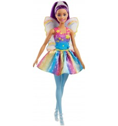 Barbie docka Dreamtopia rainbow fairy FJC84/FJC85 Mattel- Futurartshop.com