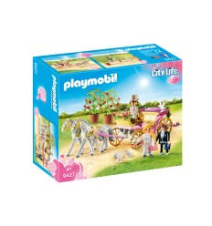 Playmobil 9427 carrozza degli sposi 9427 Playmobil-Futurartshop.com