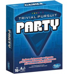 Hasbro-Trivial Pursuit A52241030 Party