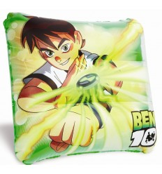 Ben10 inflatable Pillow BEN143140 Giochi Preziosi- Futurartshop.com