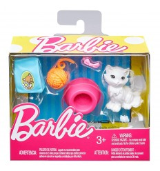 Barbie mini accessori pet kitty FJD56/FHY71 Mattel-Futurartshop.com