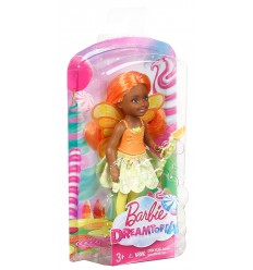 Barbie chelsea small fairy cupcake dark orange DVM87/DVM89 Mattel-Futurartshop.com