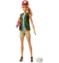 Barbie in carriera paleontologa DVF50/FJB12 Mattel-Futurartshop.com