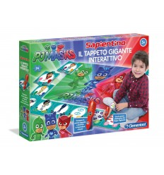 Carpet giant interactive pj masks 11986 Clementoni- Futurartshop.com