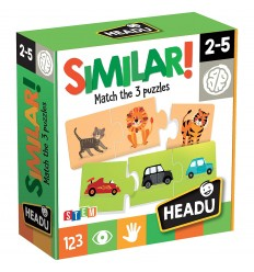 Similari match di 3 puzzle per categorie IT20768 Headu-Futurartshop.com