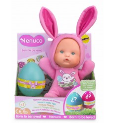 Nenuco rabbit easter pink egg surprise 700014210/25888 Famosa- Futurartshop.com