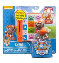 Paw patrol action pack pup персонажа зума сальто назад 6022626/20087335 Spin master- Futurartshop.com
