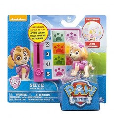 Paw patrol action pack pup персонаж скай сальто назад 6022626/20087333 Spin master- Futurartshop.com