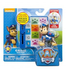 Paw patrol action pack pup character chase back flip 6022626/20087330 Spin master- Futurartshop.com