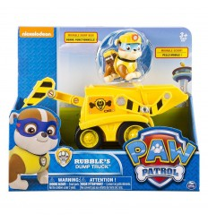 Vehicle paw patrol rubble's dump truck