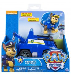 Vehicle paw patrol chase's tow truck 6022627/20084879 Spin master- Futurartshop.com