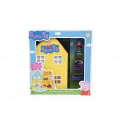 Peppa Pig - The Great house Deluxe PPC38000 Giochi Preziosi- Futurartshop.com