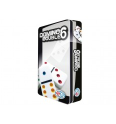 Domino travel metal 6037243 Editrice Giochi- Futurartshop.com