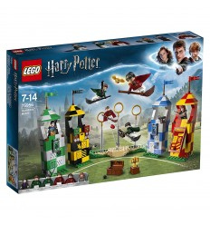 Lego Harry Potter 75956 - Partita di Quidditch 75956 Lego-Futurartshop.com