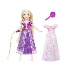 Disney Princess Doll Rapunzel Swinging adventures E1948EU40/E2068 Hasbro- Futurartshop.com