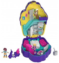 Polly-Pocket - Playset Bar of the sugar FRY35/FRY36 Mattel- Futurartshop.com