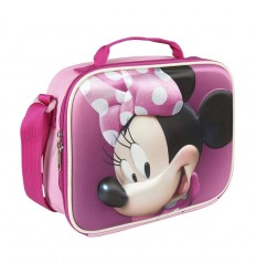 Portapranzo termico 3D minnie adattabile DS-2100002267 -Futurartshop.com
