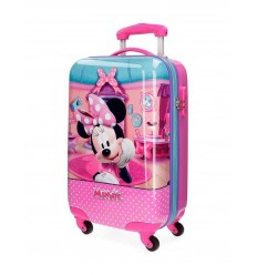 Trolley koffer hartschalen minnie 55 cm DS-4291461 4M- Futurartshop.com