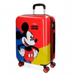 Trolley koffer hartschalen mickey-mouse-55 cm DS-3288761 4M- Futurartshop.com