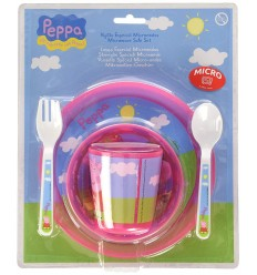 Peppa Pig Set lunch 5 pieces WON14350 - Futurartshop.com