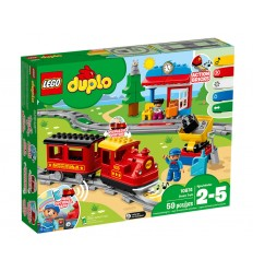 Lego 10874 steam train duplo 10874 Lego- Futurartshop.com