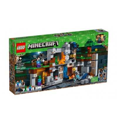 Lego 21147 adventures with the bedrock