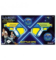 Lazer mad set 2 guns battle 21431670 Rocco Giocattoli- Futurartshop.com