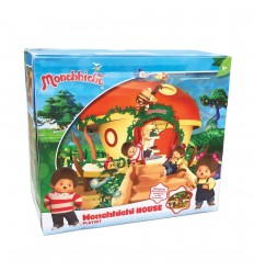 Monchhichi - The Little House 21737360 Rocco Giocattoli- Futurartshop.com