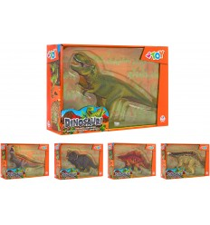 Dinosaurs single in box 5 templates 01926 Globo- Futurartshop.com