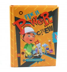 School diary handy manny 05680 Cartorama- Futurartshop.com