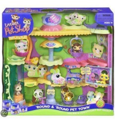 Littlest pet shop the city of the puppies 541201480 Hasbro- Futurartshop.com
