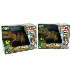 Dinosaur camminante with to 2 colors GLO02503 Globo- Futurartshop.com