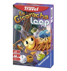 Game la cucaracha loop travel RAV23438 Ravensburger- Futurartshop.com