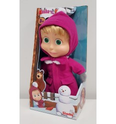 Masha doll with winter clothes 30 centimeters 109301006 Simba Toys- Futurartshop.com