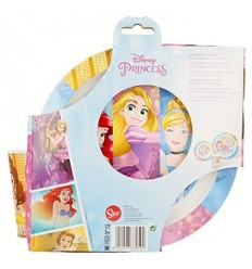 Set jelly PVC 3-piece disney princess for microwave 33250 Cerdà- Futurartshop.com